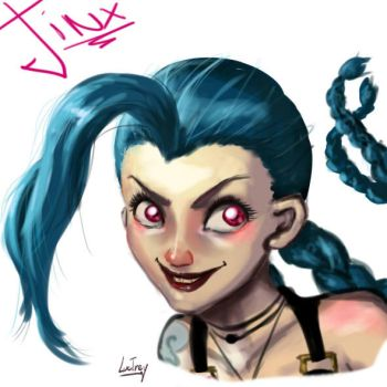 Get Jinxed by LucTrey