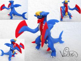 Mega Garchomp by VictorCustomizer