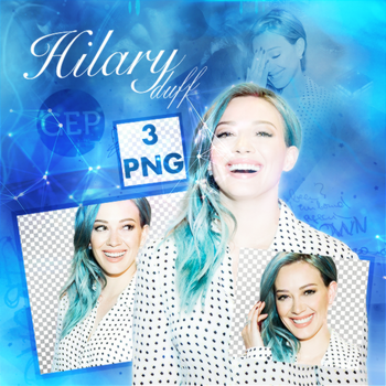 Hilary Duff Png Pack by Demixoxox