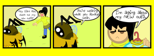 Giant Bee And Friend 5 by Skiskir