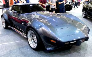Real Exotic American Supercar by toyonda