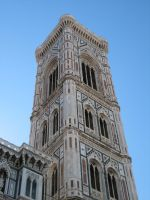 Campanile Duomo Florence by remmy77