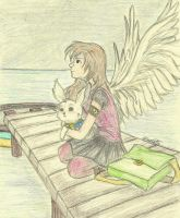Angels Among Us by DanyDaniella