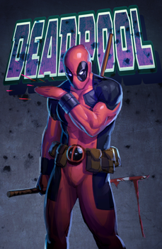 Deadpool 02 by capprotti