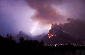 fire on the mountain by nanoplatine