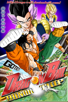 Still a Dynamic Duo- Goten and Trunks DBHT by ruga-rell
