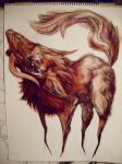 The Mad Wolf by FinchFight
