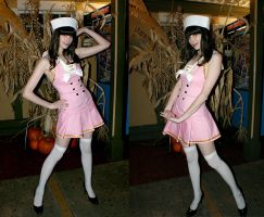 Sweet Sailor Full Length by daydreamernessa