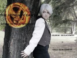APH: The Hungary Games: Prussia by crazygirl2015