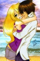 Elda and Andre by new-hearts