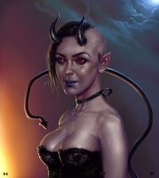Succubus by Twistmyflesh