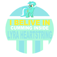 i belive in cumming inside lyra heartstring by px8llo