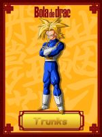 Trunks Ssj (Future) by ProjectsAlex