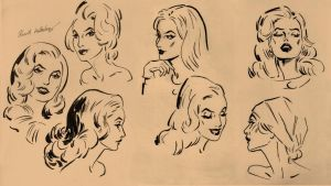 Faces Sheet1 by artist2point5