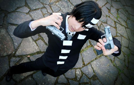Soul Eater - Death the Kid by DinoCavallone