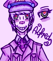 My name is Alfred by neltu20