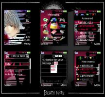 SE Theme -death note's R by lokidest