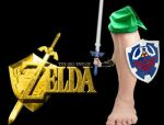 The LEG End Of Zelda! (lol geddit?) by ElliotJK2000