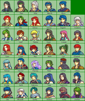Revamp Fire Emblem mugs by Atey