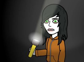 lisa the killer on Bitstrip by queenlisa