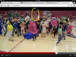 Our Highscool's Harlem Shake video! by KatHole23