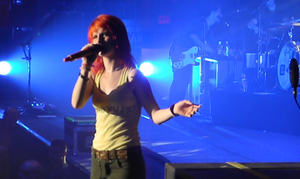 Hayley Williams Talking by hcisme123