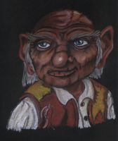 It's Hoggle by Artist-Anika