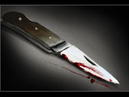 Knife by dv8-