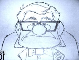 """Karl from """"Up"""" by cwylie0"""