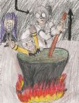 Soul Eater Even Worse Pun by kingofthedededes73