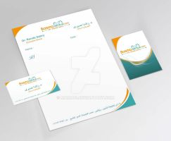 Basma corporate identity by maroo3