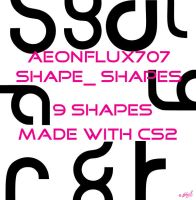 Shape_Shapes by aeonflux707