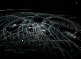 Black Holes and Gravity Waves by Casperium