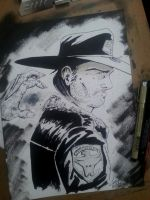 Rick Grimes by dareith