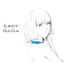 Lady GaGa by manu34695
