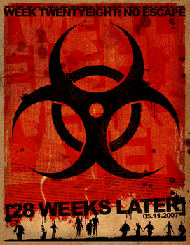 28 Weeks Later by T1M3B0MB