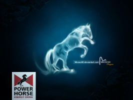 Power Horse poster v2 by mnoso90
