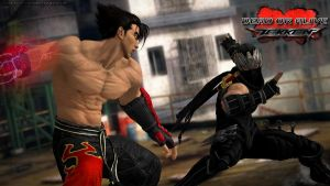 Dead or Alive VS Tekken by EnlightendShadow