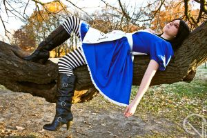 Alice, Tell Me of Your Wonderland.. by ChromaCosplay