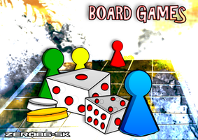 Board Games by Zero86-SK