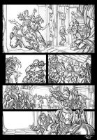Avegers: the initiative page 2 by pant
