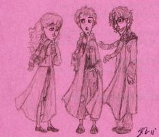 The trio by MissySerendipity