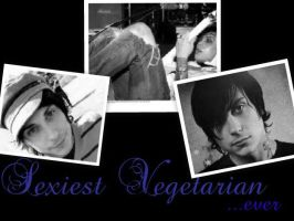 Frank Iero Background by MsRainbowCatastrophe