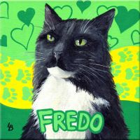 Fredo by Holly-Toadstool