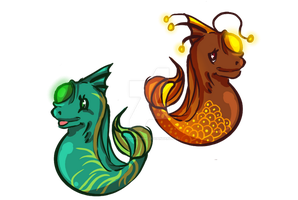 Petali Adoptables :CLOSED: by MissMignonne
