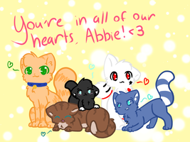 All Our Hearts~ (Please read the description) by Pika-Pika-Pikahu