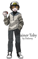 Trainer Toby by Daleeny