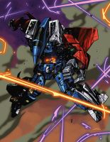 Commandrons Commander Magna by dyemooch