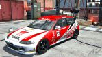 Honda Civic SiR-II Group A  JTCC yuasa raci livery by mtbboyvt