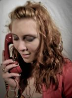Ta-Ta-Telephone by icrybehindsunglasses